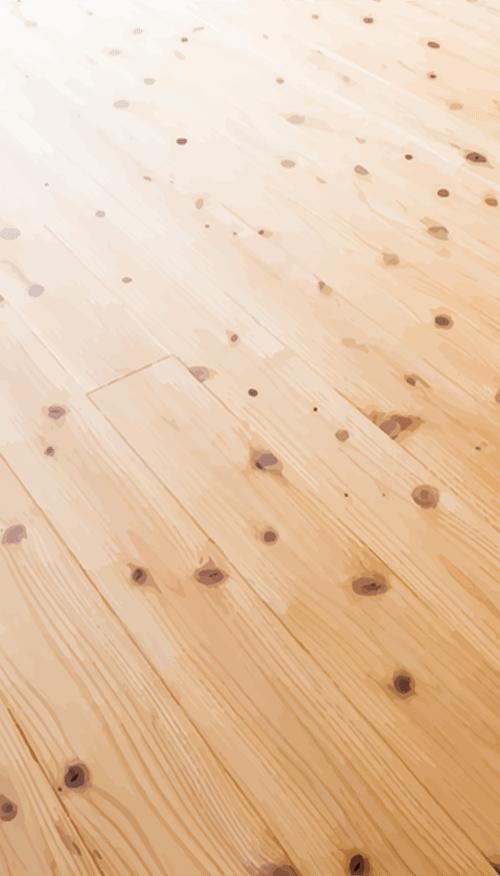 耳納杉の床