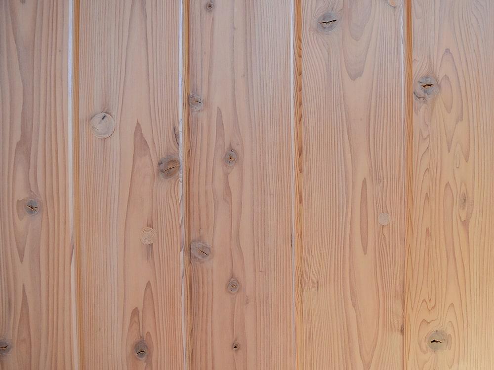 国産無垢材|耳納杉の天井の写真