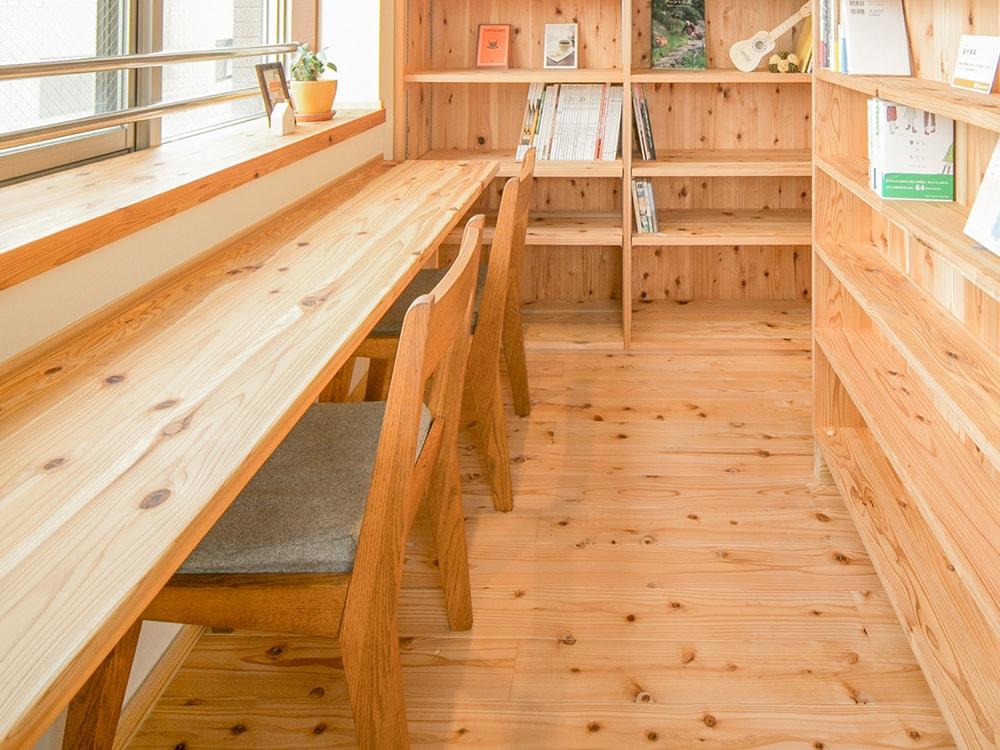 木箱 Imagawa|窓辺の小部屋の写真
