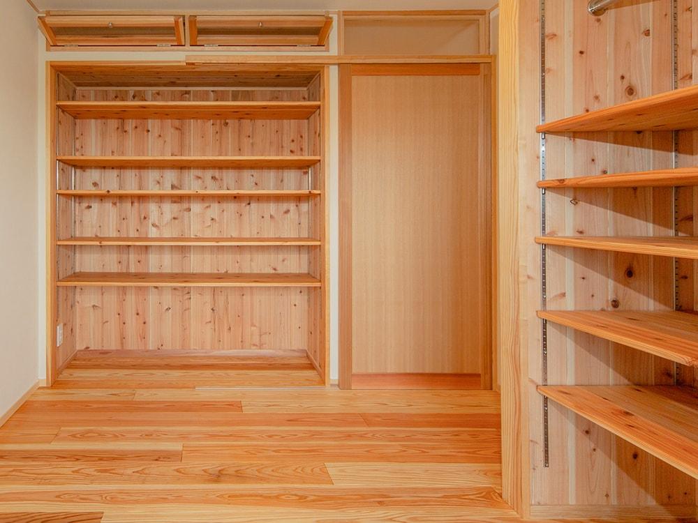 木箱 Matsuzaki2|造作家具の写真